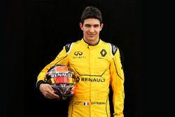 Esteban Ocon, Renault Sport F1 Team piloto de reserva