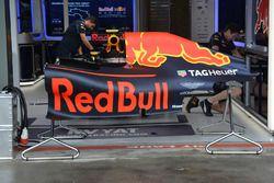 Red Bull Racing carrocería