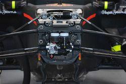 Red Bull Racing RB12, dettaglio