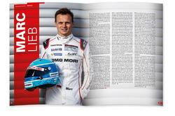 Libro de Porsche Victoria 2016 por René de Boer y Tim Upietz