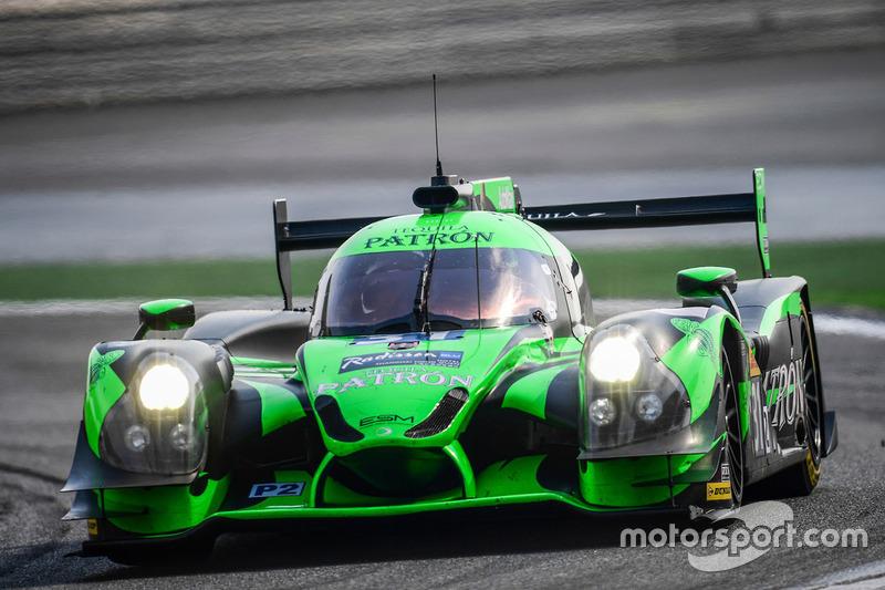 8. LMP2: #31 Extreme Speed Motorsports, Ligier JS P2 Nissan