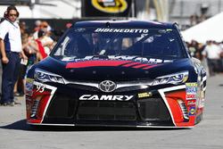 Matt DiBenedetto, BK Racing, Toyota