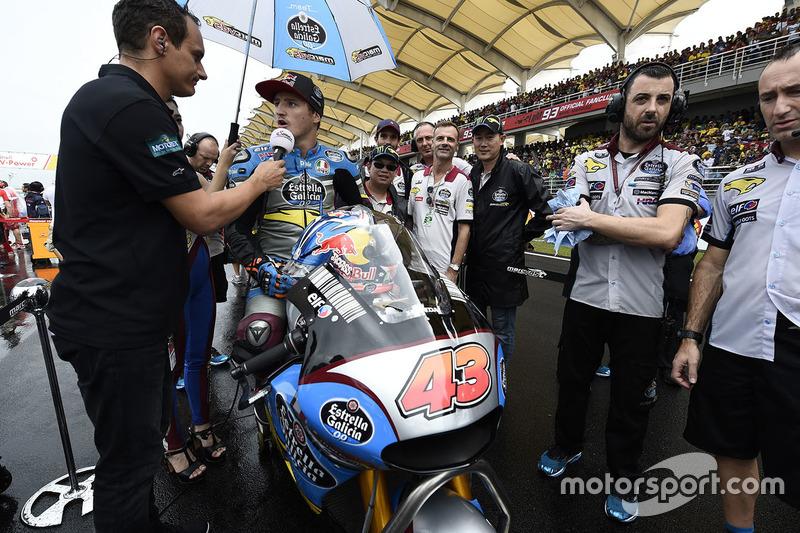 Départ repoussé pour le MotoGP