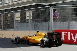 Jolyon Palmer, Renault Sport F1 Team RS16, vire large