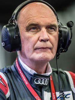Audi Sport Team Joest: Доктор Вольфганг Улльріх