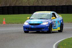 Éric Laporte, Honda Civic