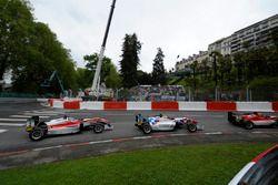 Start, Ben Barnicoat, HitechGP Dallara F312 – Mercedes-Benz