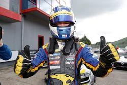 Il vincitore di Gara 2 Fabian Schiller, Team Marc VDS