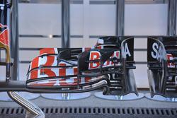 Toro Rosso STR 11: nuova ala anteriore