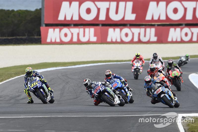 2016 - GP de Australia (de 15º a 2º)