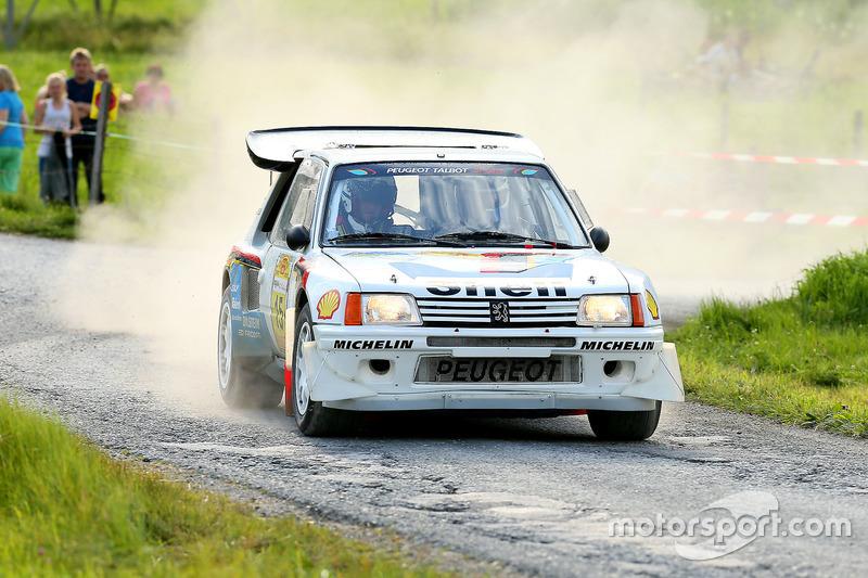 Peugeot 205T16