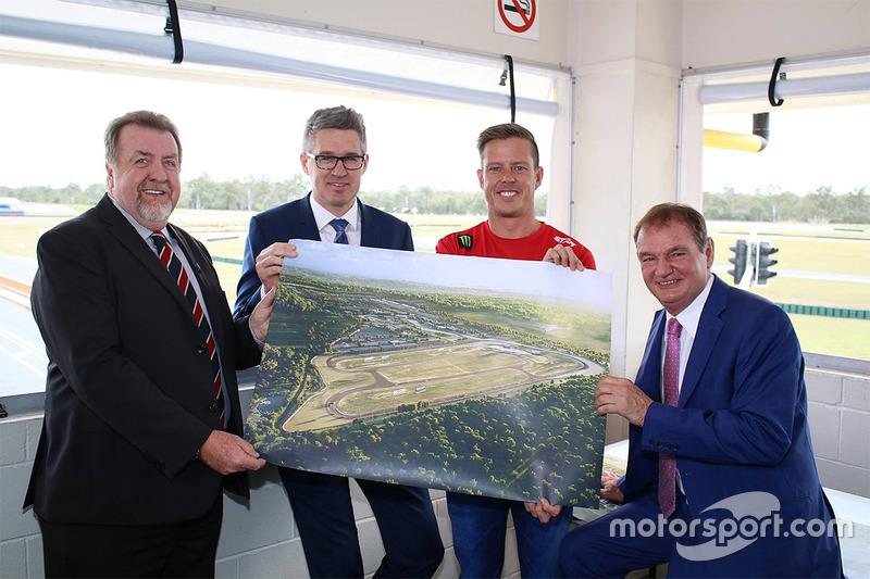 Ipswich Motorsport Precinct introduction
