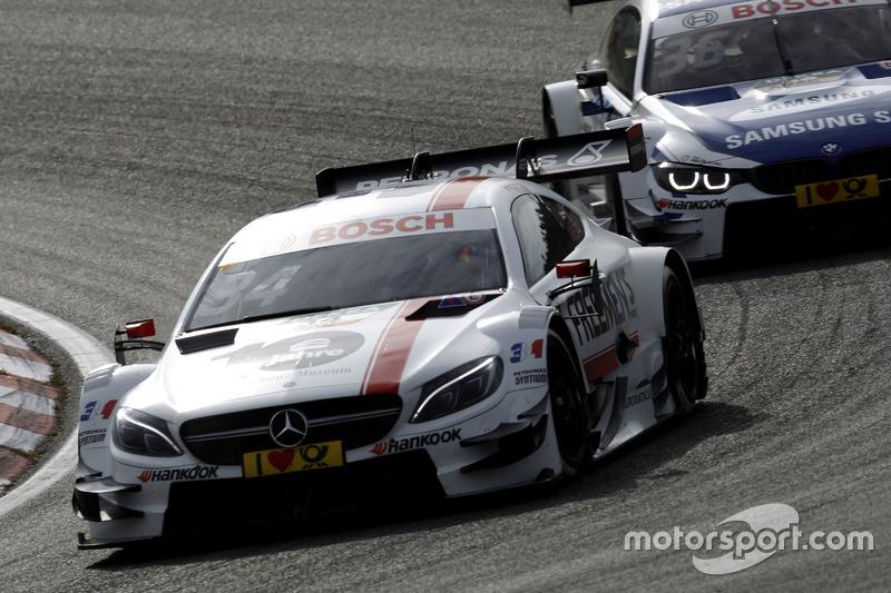 18. Esteban Ocon, Mercedes-AMG Team ART, Mercedes-AMG C 63 DTM