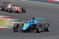 Diego Ciantini, Jenzer Motorsport leads Artem Petrov, DR Formula