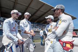 Marco Wittmann, BMW Team RMG, BMW M4 DTM, Martin Tomczyk, BMW Team Schnitzer, BMW M4 DTM, Timo Glock