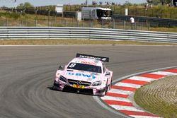 Reifenschaden bei Christian Vietoris, Mercedes-AMG Team Mücke, Mercedes-AMG C63 DTM