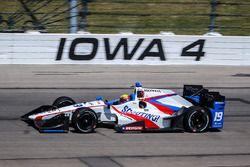 Gabby Chaves, Dale Coyne Racing, Honda