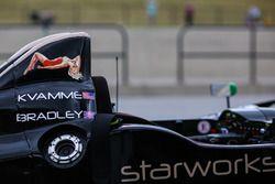 #88 Starworks Motorsport ORECA FLM09 detail