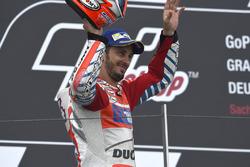 Le troisième, Andrea Dovizioso, Ducati Team