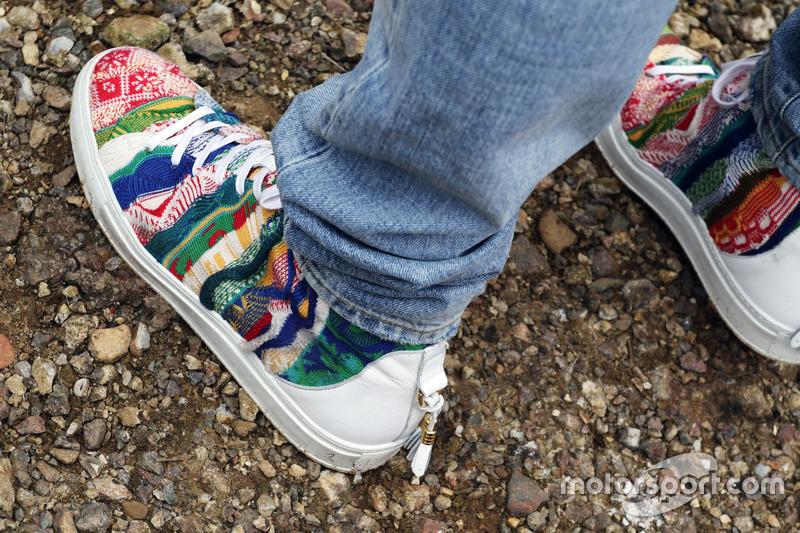 ¿Si solo pudieras usar un tipo de calzado?