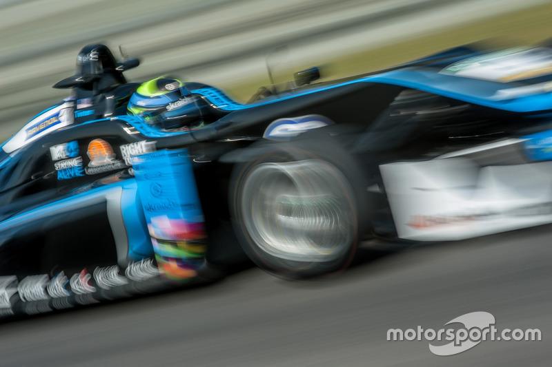 Ryan Tveter, Carlin Dallara F312 - Volkswagen