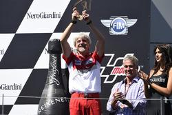 Gigi Dall'Igna, Ducati Corse General Manager, Doohan