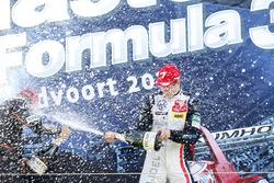 Podium: Joel Eriksson, Motopark Dallara F316 – Volkswagen