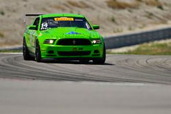 #14 Roush Performance Ford Boss 302: Nathan Stacy