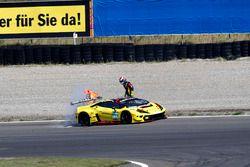 #3 Bonaldi Motorsport Lamborghini Huracán GT3: Patrick Kujala, Miloš Pavlovic na brand