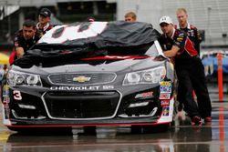The car of Austin Dillon, Richard Childress Racing Chevrolet