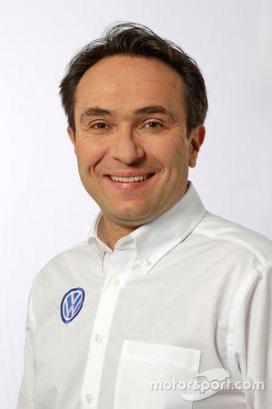 Свен Сметс, Volkswagen Motorsport Director