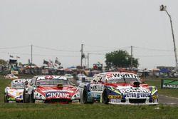 Juan Martin Trucco, JMT Motorsport Dodge, Matias Rossi, Donto Racing Chevrolet, Juan Marcos Angelini, UR Racing Dodge