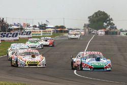 Matias Jalaf, CAR Racing Torino, Sergio Alaux, Coiro Dole Racing Chevrolet, Santiago Mangoni, Labori