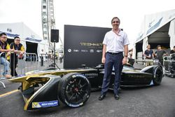 Mark Preston, Techeetah, Teamchef
