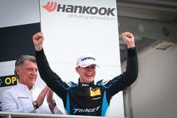 Podio: Sieger Josh Files, Target Competition, Honda Civic TCR
