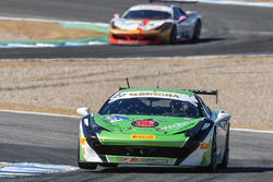 #22 Ferrari 458: Alex Palou