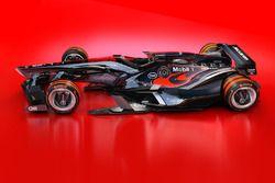 McLaren 2030 fantasy design