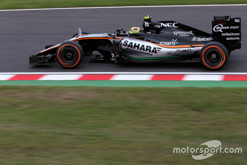 5. Sergio Perez, Sahara Force India