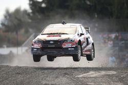 David Higgins, Subaru