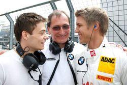 #20 Schubert Motorsport, BMW M6 GT3: Jesse Krohn, Louis Delétraz und Torsten Schubert