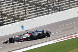 Gabby Chaves, Dale Coyne Racing Honda in trouble