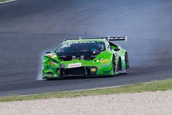 #11 GRT Grasser-Racing-Team, Lamborghini Huracán GT3: Nicolas Pohler, Gerhard Tweraser