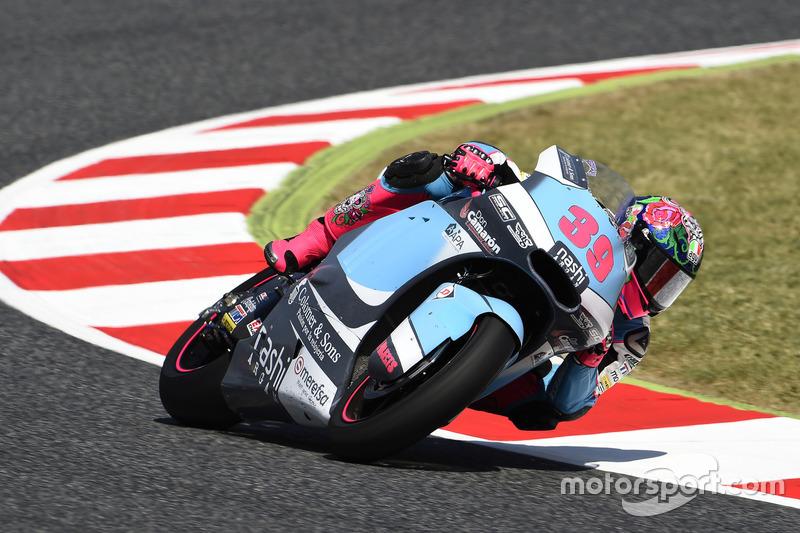 Luis Luis Salom, SAG Racing Team, SAG Racing Team