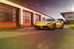Ferrari 488 GTB de Novitec Rosso