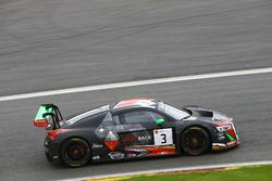 #3 Belgian Audi Club Team WRT, Audi R8 LMS: Nico Müller, René Rast