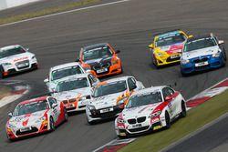 Christian Straube, Klaus Engelbrecht-Schnuer, Robert Zwinger, BMW M235i Racing Cup