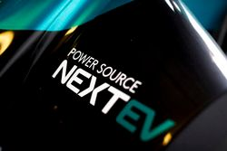 NEXTEV TCR Formula E Team, detail