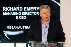 Richard Emery, Nissan Australia Managing Director & CEO
