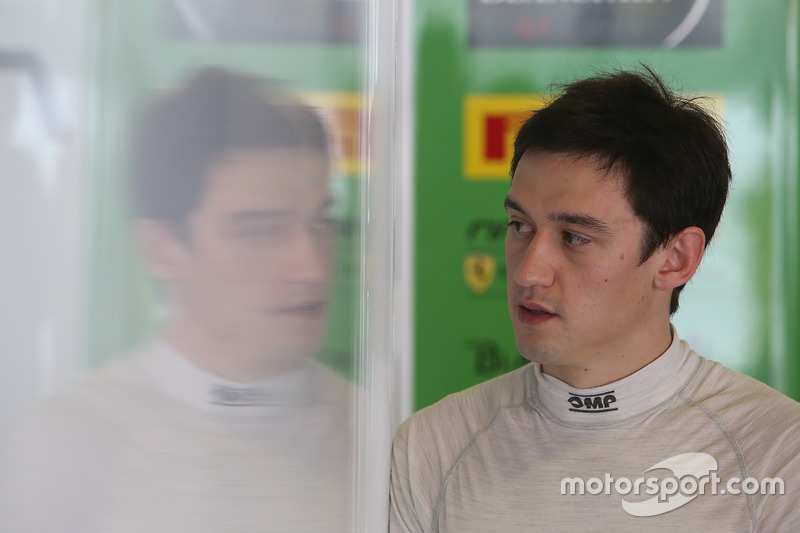 Ринат Салихов, Rinaldi Racing