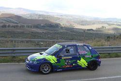 Gasperino Tinella, Peugeot 106 Rally, Fasano Corse